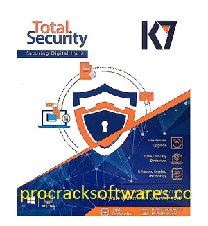K7 Total Security 16.0.0449 Crack + Activation Code Free Download 2021