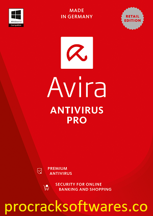 Avira Antivirus Pro 2020 Crack + License Key Free Download