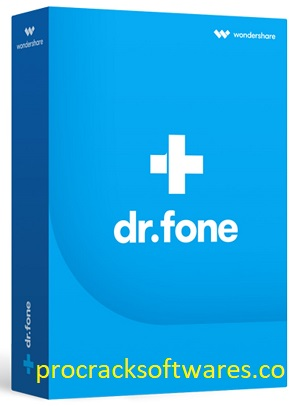 Wondershare Dr Fone 10.6.2 Crack + Serial Key Free Download