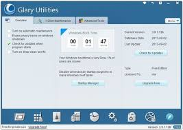 Glary Utilities Pro 5.168.0.194 Crack With License Key Full Download 2021