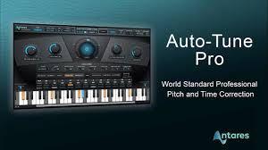 Antares AutoTune Pro 9.1.1 Crack With License Key Free Download 2021