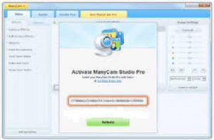 ManyCam Pro 7.8.3.3 Crack With License Key Full Download 2021